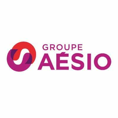 Groupe aesio testimonials about the infinite loop team building activities
