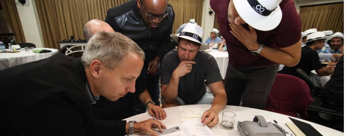 team building using The Infinite Loop in south africa