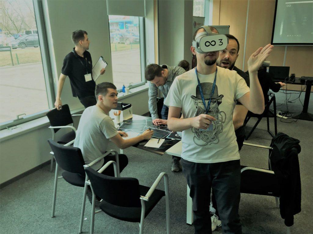 team building using The Infinite Loop in uk