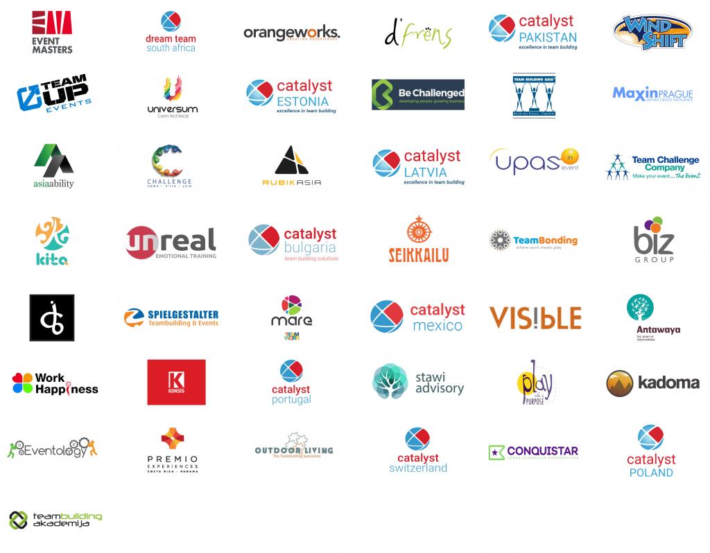 the infinite loop team building activities worldwide partners